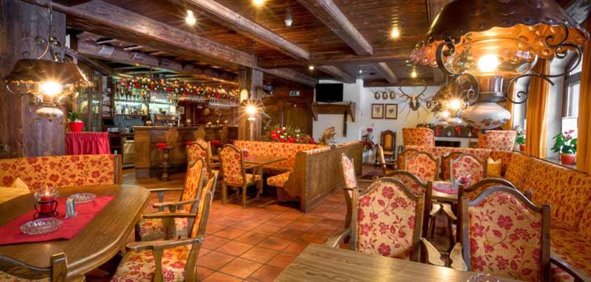 Hotel Postwirt, Söll, Austria - bar and restaurant interior.jpg